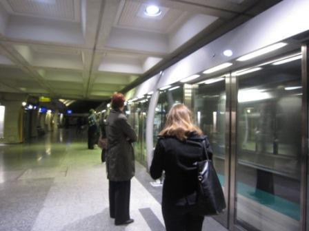 パリ地下鉄IMG_4708 - コピー