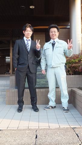 0684智輝成人式②
