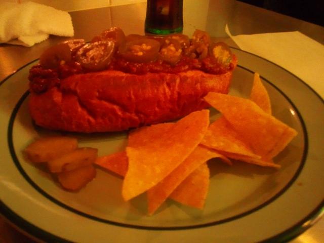 California Dinner Jackal ハラペーニョチリドッグ (640x480)