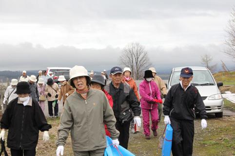 20120505萌の丘ハイキング