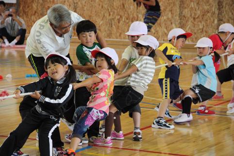 20120617幼稚園運動会