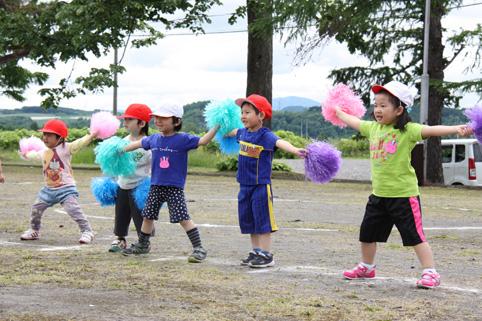 20120624平成24年度共成保育園運動会