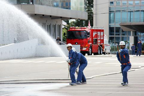 20120710消防演習