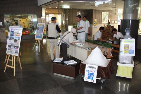20120721雪貯蔵米試食会