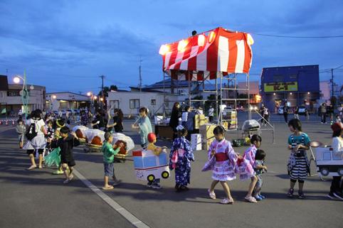 20120815第57回北海道よされ盆踊り大会