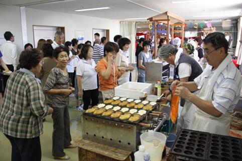 20120902第14回旭寿園ふれあい祭り