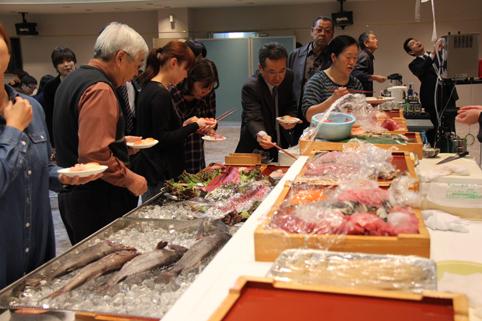 20121109寿司フェア