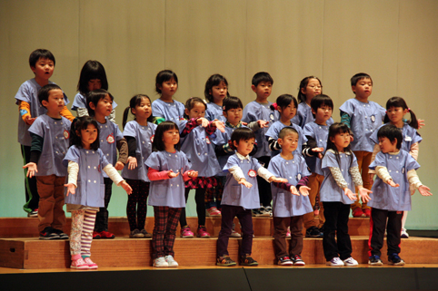 20121111第35回沼田幼稚園発表会