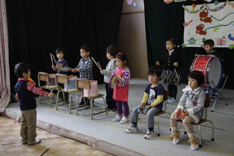 20121124第47回共成保育園お遊戯会・卒園式