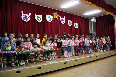 20121202第59回沼田保育園お遊戯会