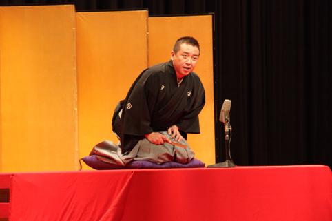 20121204芸術文化鑑賞事業『林家たい平独演会』