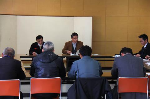 20121212沼田町明日萌の里・ほたるの里歩くスキーの集い実行委員会