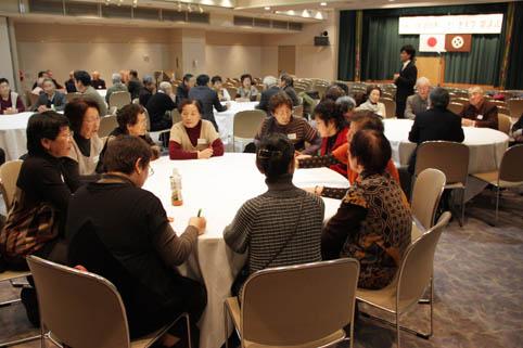 20121214平成24年度いきいき大学閉講式