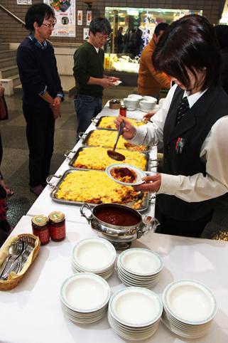 20121223沼田産トマトケチャップ試食会
