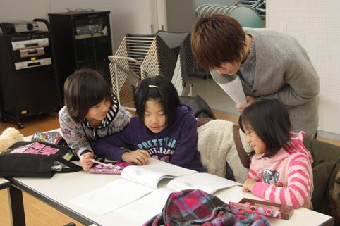 20130107学習サポート事業「明日萌」