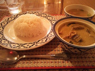 タイ料理 2 0408