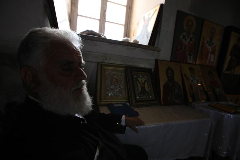 2北キプロス最東端修道院にて