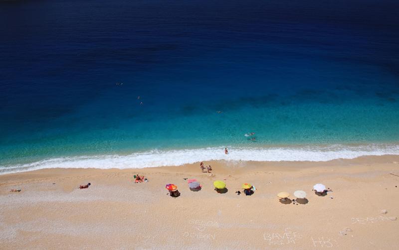 3地中海カプタシュビーチ
