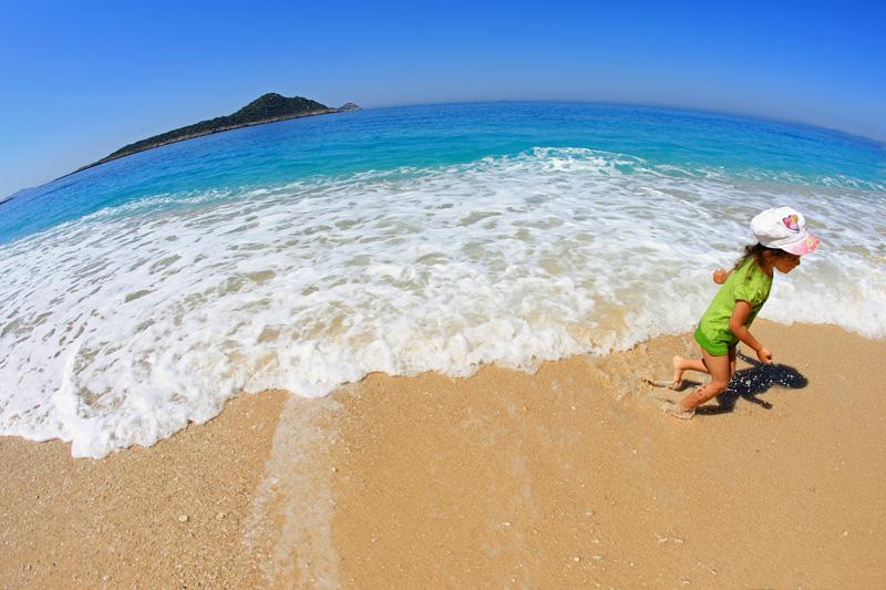 1地中海カプタシュビーチ