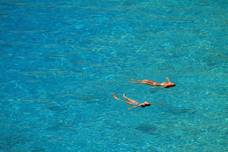 2地中海カプタシュビーチ