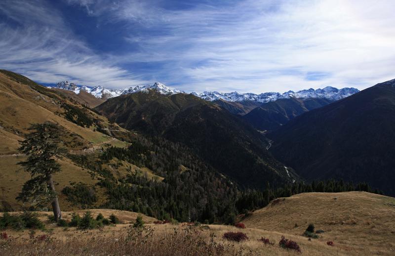 17カフカス山脈