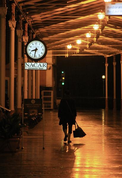 94シルケジ駅