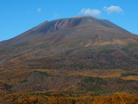 浅間山141103