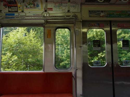電車イメージ3縮小
