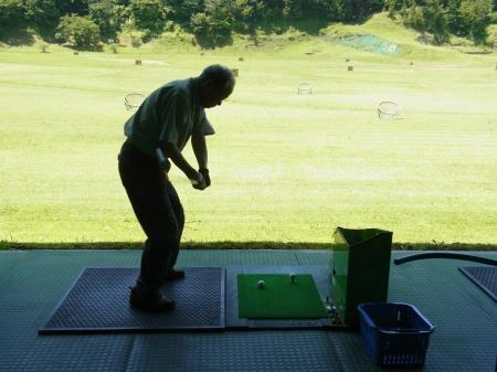 おじいゴルフ2縮小