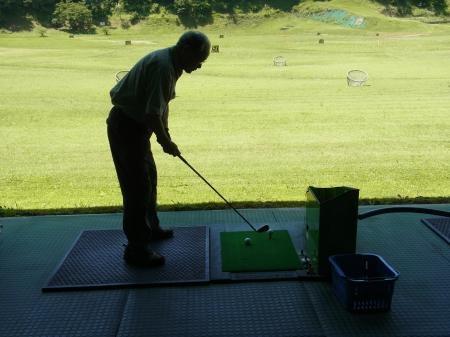おじいゴルフ1縮小