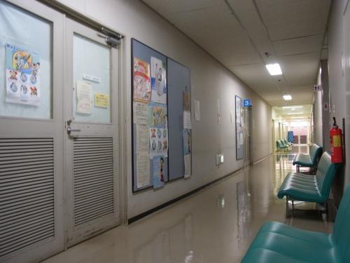 楽しい病院縮小