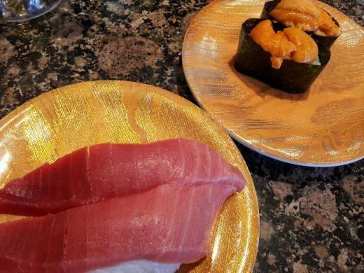 食べる寿司大縮小