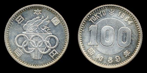 オリンピック硬貨縮小