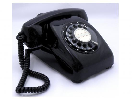 昭和黒電話縮小