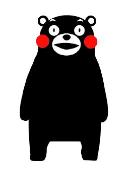新宿くまモン