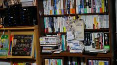 すてきな蔵書と本棚