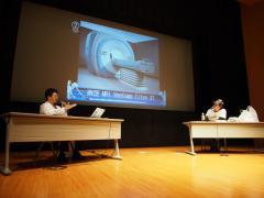 東芝製EMI・・・ではなくて東芝MRI