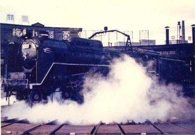 C622梅小路1978