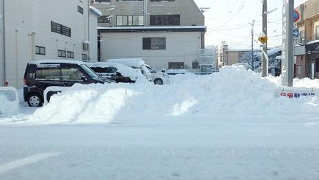2月10日 大雪