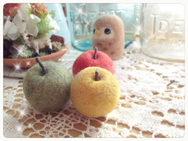 2014.2.3リンゴ♪