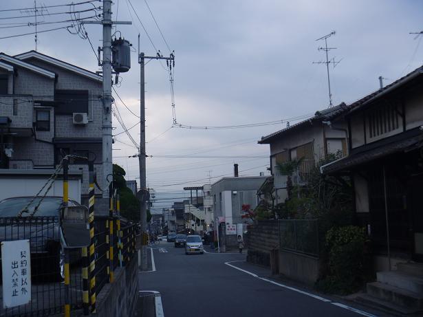 連絡線跡5