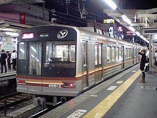 堺筋線 66系電車