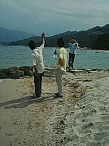 海の男たち