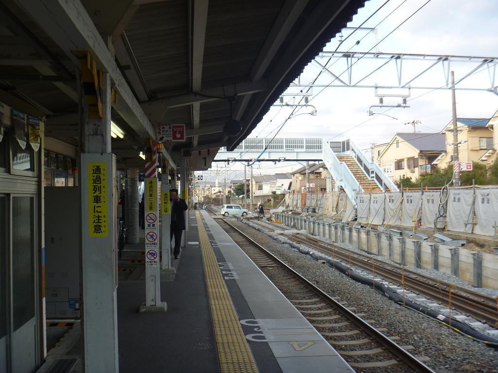 JR木幡駅 5