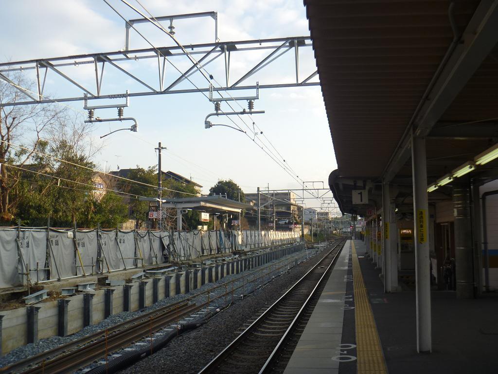 JR木幡駅 4