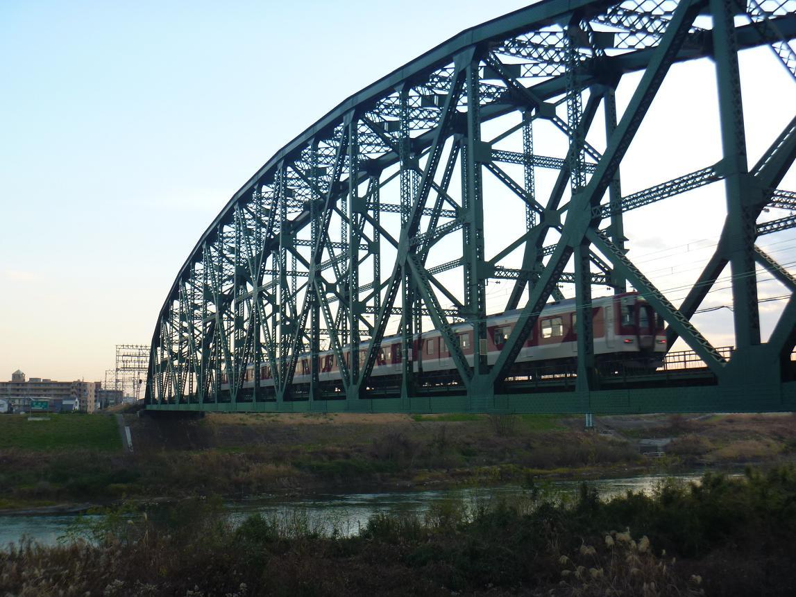 澱川橋梁 (1)