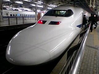 700系新幹線 新大阪