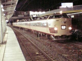 04 183系電車 北近畿 茨木 01