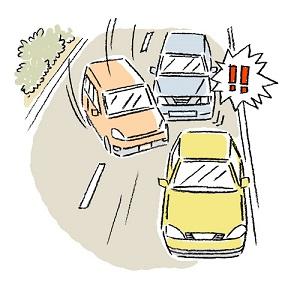 危険運転ドライバー