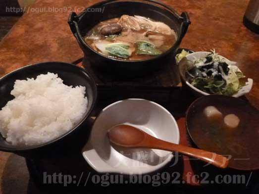 銀シャリ家御飯炊けるランチおかわり自由012